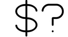 Kindel - Sans Serif Typeface 7 Font OTHER CHARS