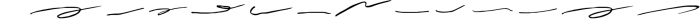 Kingstoner Signature Font 2 Font UPPERCASE