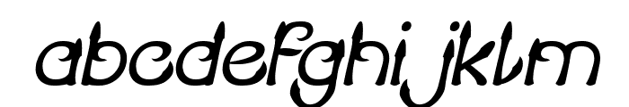 KING OF PIRATE Bold Italic Font LOWERCASE