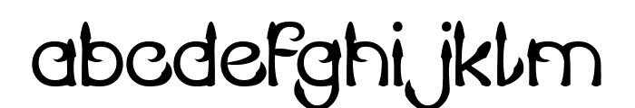 KING OF PIRATE Bold Font LOWERCASE