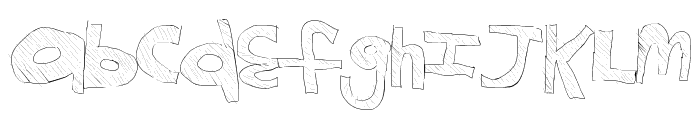 KidsGame Font UPPERCASE