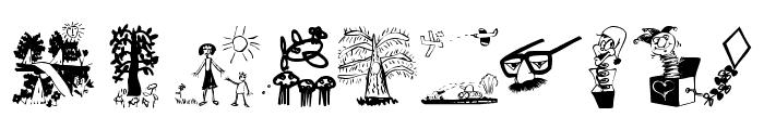 KidsStuffAdded Font OTHER CHARS