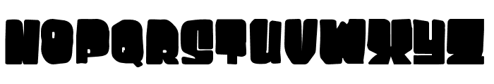 Kidzz Font UPPERCASE