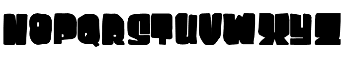 Kidzz Font LOWERCASE