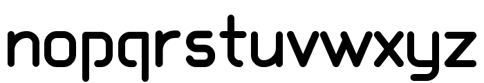 Kilikia Font LOWERCASE