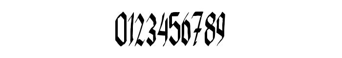 KingGeorg-Regular Font OTHER CHARS