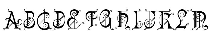 KingdomCome Font UPPERCASE