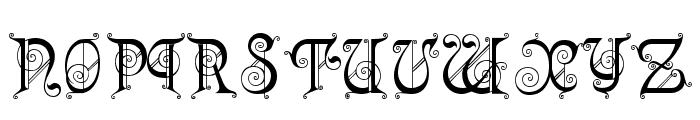 KingdomCome Font LOWERCASE