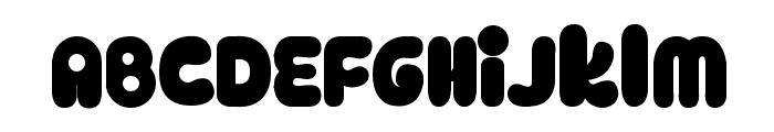 Kingk?ng Font LOWERCASE