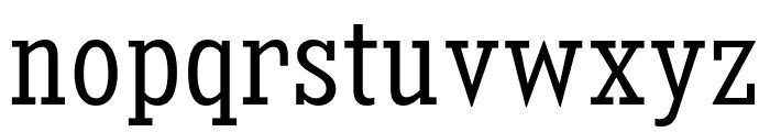KingsbridgeCdBk-Regular Font LOWERCASE