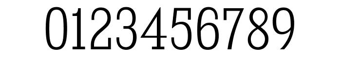 KingsbridgeCdLt-Regular Font OTHER CHARS