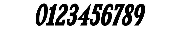 KingsbridgeCdRg-BoldItalic Font OTHER CHARS