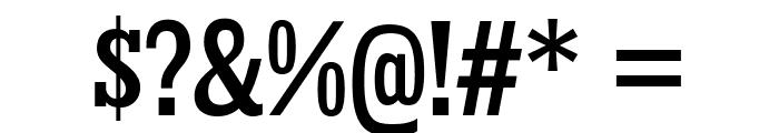 KingsbridgeCdSb-Regular Font OTHER CHARS