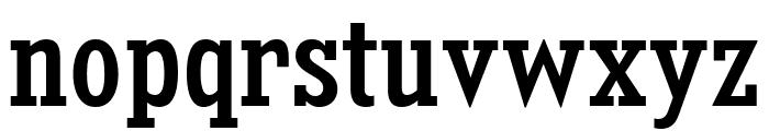 KingsbridgeCdSb-Regular Font LOWERCASE