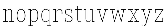 KingsbridgeCdUl-Regular Font LOWERCASE