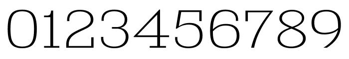 KingsbridgeExEl-Regular Font OTHER CHARS