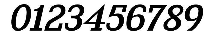 KingsbridgeExRg-Italic Font OTHER CHARS