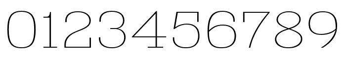 KingsbridgeExUl-Regular Font OTHER CHARS
