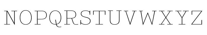 KingsbridgeExUl-Regular Font UPPERCASE