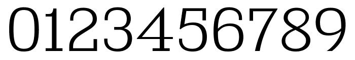 KingsbridgeLt-Regular Font OTHER CHARS