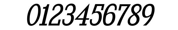 KingsbridgeScBk-Italic Font OTHER CHARS
