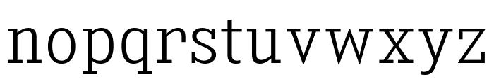 KingsbridgeScLt-Regular Font LOWERCASE