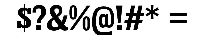KingsbridgeScRg-Bold Font OTHER CHARS
