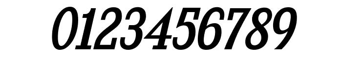 KingsbridgeScRg-Italic Font OTHER CHARS