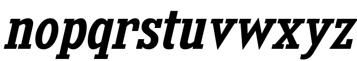 KingsbridgeScSb-Italic Font LOWERCASE