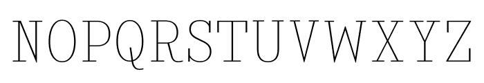 KingsbridgeScUl-Regular Font UPPERCASE