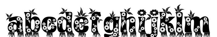 Kingthings Annex Font LOWERCASE