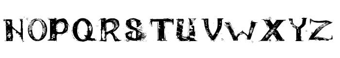 KiraLynn Font UPPERCASE