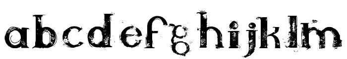 KiraLynn Font LOWERCASE