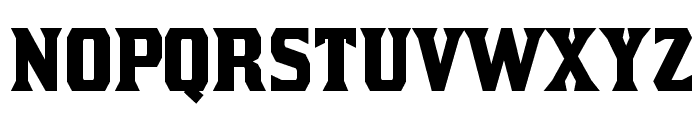 Kirsty-Bold Font UPPERCASE
