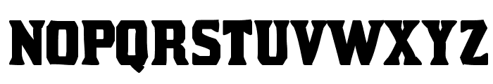 KirstyInk-Regular Font LOWERCASE