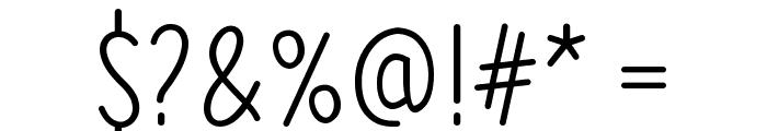 Kisah Ceritra Font OTHER CHARS