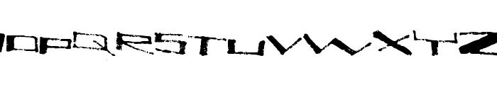KiteHigh Font UPPERCASE