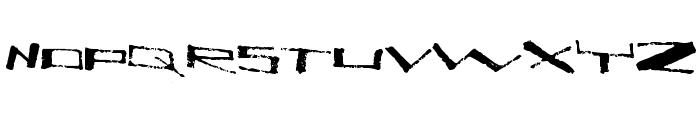 KiteHigh Font LOWERCASE