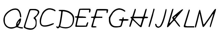 Kiwii__1 Font UPPERCASE