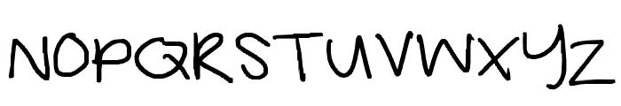 kiana font Font UPPERCASE