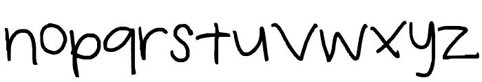kiana font Font LOWERCASE