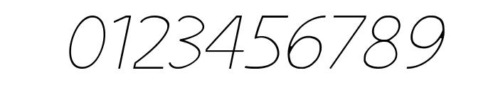 kiddySans-LightItalic Font OTHER CHARS