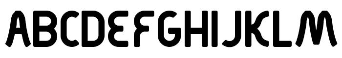 kirschbaum Font UPPERCASE