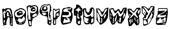 kitten meat Font UPPERCASE