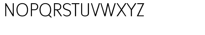 Kiamat Doomsday Light Font UPPERCASE