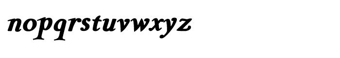 Kidela Bold Italic Font LOWERCASE