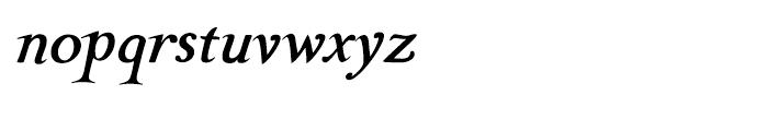 Kidela Italic Font LOWERCASE