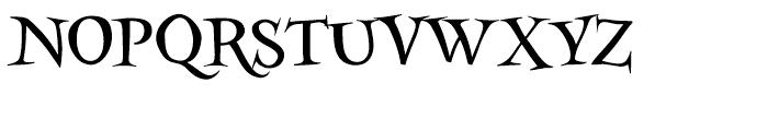 Kidela Regular Font UPPERCASE