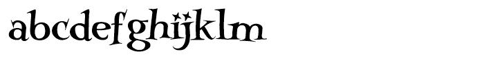 Kidela Regular Font LOWERCASE