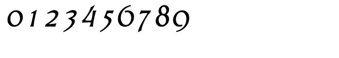 Kiev Bold Italic Font OTHER CHARS